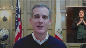 President Biden considering LA Mayor Eric Garcetti as ambassador to India, report says