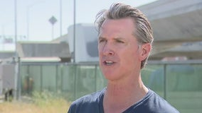 Newsom clarifies mask comments: Outdoor mask mandate will end after June 15