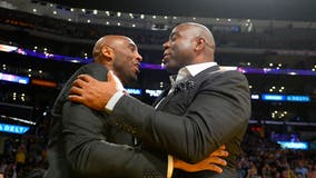NBA stars, legends react to Kobe Bryant Hall-of-Fame induction