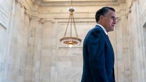 Attempt to censure Romney for Trump impeachment votes fails
