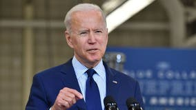 'America is coming back': Biden makes case for economic investment during speech in Cleveland