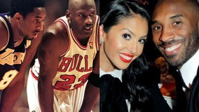 Vanessa Bryant to speak in Kobe Bryant's honor at his posthumous Hall of Fame ceremony