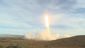 Early morning ICBM test launch from California base aborted
