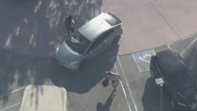 Kidnapping suspect in custody after leading deputies on chase, hours-long standoff in Palmdale