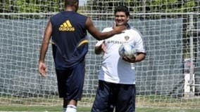 Former foster youth never forgot his day with LA Galaxy
