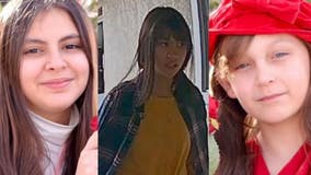 Glendora police locate 3 missing girls