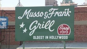 Restaurant Musso & Frank to reopen on Hollywood Boulevard