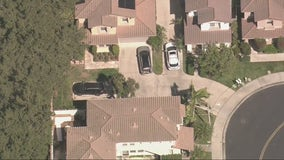 Woman found dead inside home in Irvine, police say