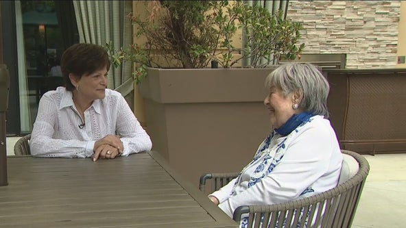 Seniors anticipate spending Mother's Day with family after difficult year apart