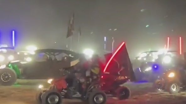 Wild, dangerous off-road parties popping up in SoCal