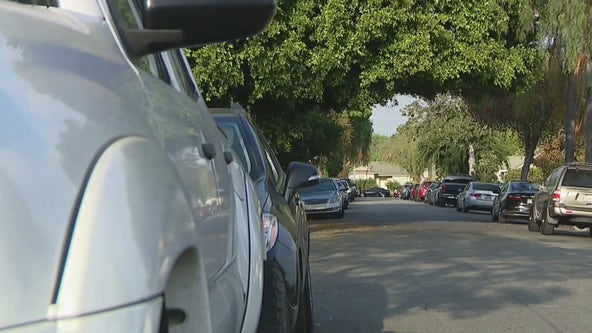 LAPD officer arrested on suspicion of kidnapping, assault with a deadly weapon