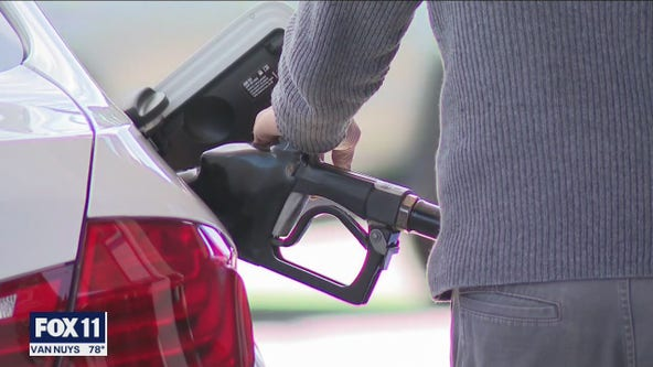 Gas prices rise in Riverside County over last two weeks