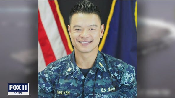 From refugee to serving our country: Meet Commander Nguyen