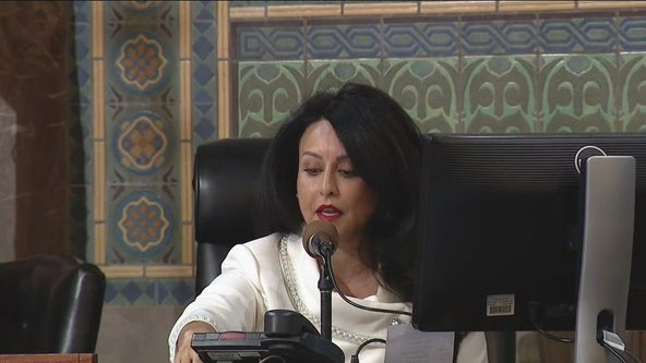 Report: LA Council President Nury Martinez considering mayoral bid