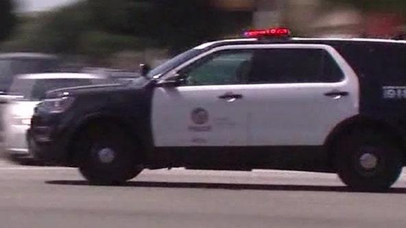 LA police, fire agencies had over 200 COVID-19 outbreaks