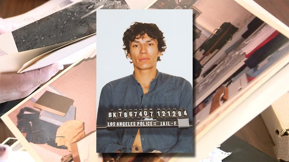 PHOTOS: Exclusive look at evidence in the Night Stalker case obtained by FOX 11