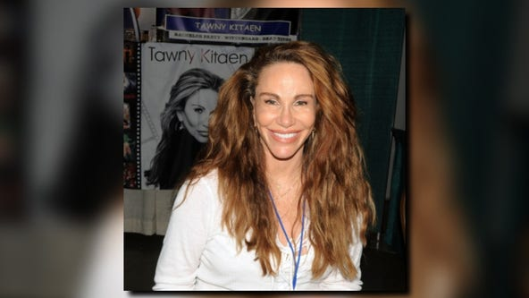 Tawny Kitaen, '80s music video star and actress, dies at 59