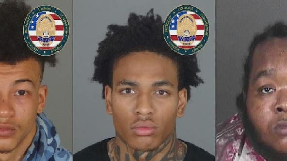 Three suspects arrested for shooting, robbery at upscale Beverly Hills restaurant