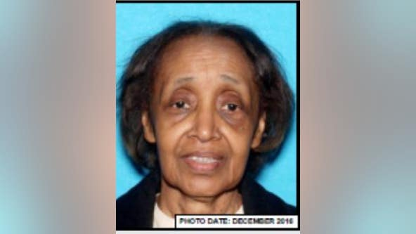 Authorities searching for 73-year-old woman reported missing in Carson