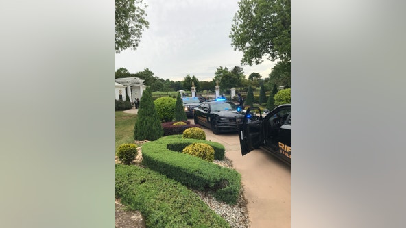 High-speed chase ends at rapper Rick Ross' estate, deputies say