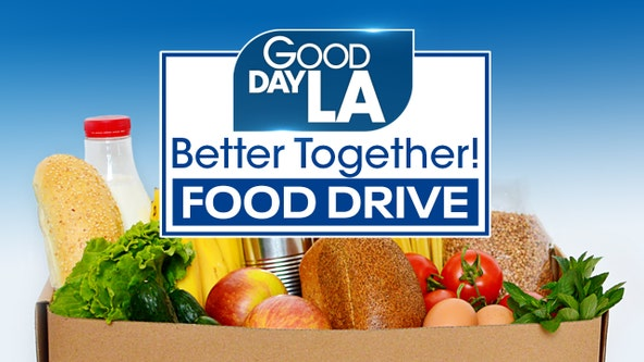 GDLA hosts week-long 'Better Together Food Drive'