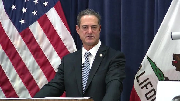 Orange County DA Todd Spitzer launches new hate crimes unit