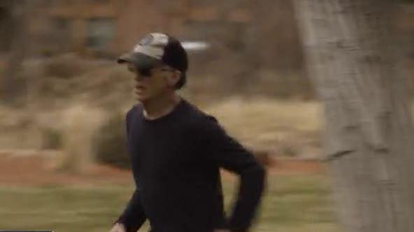 78-year-old distance runner begins cross-country run from LA to Washington DC