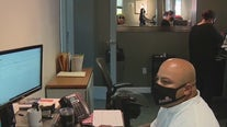 Can vaccinated California workers part ways with masks?