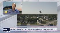 El Pollo Loco partnering with Flytrex for drone delivery service