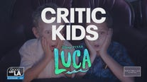 Critic kids review Disney's latest animated adventure 'Luca'