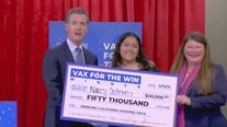 Newsom adds dream vacations to vaccine incentives