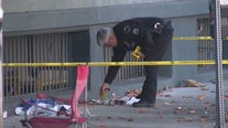 LAPD searching for homeless woman involved in fatal shooting