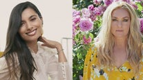 Actresses use their fame to try and make a difference in people's lives