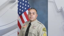 San Bernardino County Sheriff's Sgt. Dominic Vaca to be laid to rest Friday