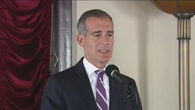 Garcetti signs $11 billion budget, with nearly $1 billion for homeless crisis