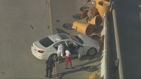 CHP investigating after weekend shootings on 5 and 605 freeways