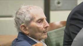 Robert Durst found guilty of first-degree murder in death of Susan Berman