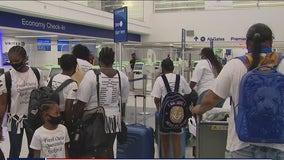 Travelers seeing air fares skyrocket