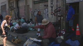 'We need love too' | Veterans, residents living in the streets discuss mental health battles