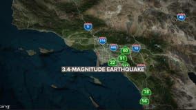 3.2-magnitude earthquake shakes El Segundo