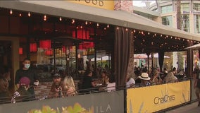 Brea celebrates first weekend since state reopening