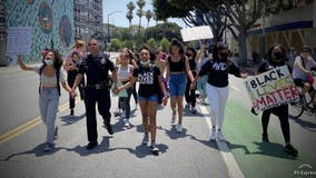 Santa Monica police union discusses lessons learned from 2020 unrest