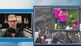 Soccer legend Alexi Lalas has message for bad fans: 'Don't be a jerk!'
