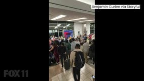 Flight from LAX diverted to Oklahoma City after 'unruly passenger' is restrained