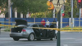 One killed, others wounded in shooting after attempted robbery of business executive