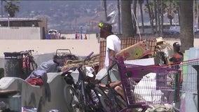 Los Angeles Co. Sheriff Alex Villanueva discusses homeless crisis at Venice Beach