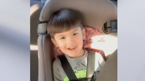 Plaque to be dedicated to Aiden Leos, 6-year-old killed in freeway shooting