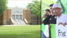 Asheboro school threatened after student denied diploma for Mexican flag