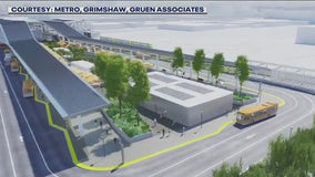 Crews break ground on long-awaited station to connect LA Metro to LAX