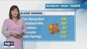 Weather Forecast: Sunday, June 27